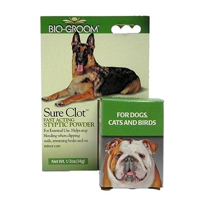 BioGroom SureClot Styptic Powder .5oz