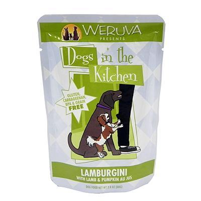 Weruva Lamburgini Pouch each