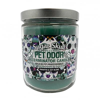 Pet Odor Eliminator Sugar Skull-Seasonal Click for larger image