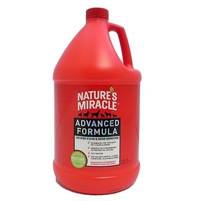 Natures Miracle Advanced Stain and Odor Remover Gallon
