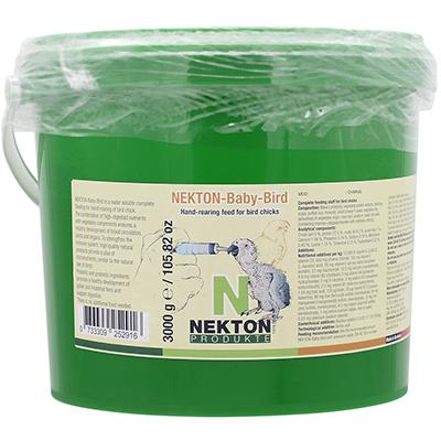 Nekton-Baby-Bird Handfeeding Formula for Birds 3000g (6.6lb) Click for larger image