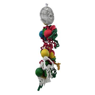 ParroTopia Dangles Medium Bird Toy Click for larger image