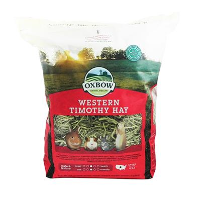Oxbow Timothy Hay for small animals 90oz