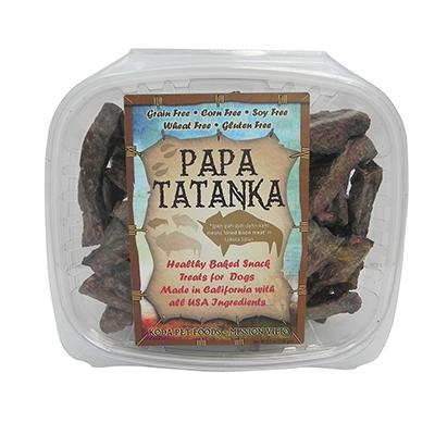 Koda Pet Papa Tatanka Natural Bison Dog Treats 5.5oz