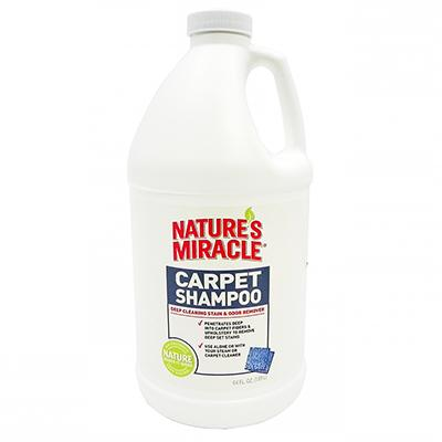 Natures Miracle Carpet Shampoo 64oz. Click for larger image