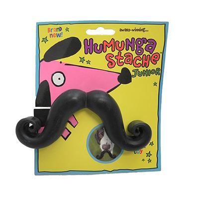 Humunga Stache Ball Dog Toy