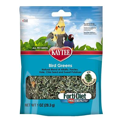 Kaytee Bird Greens 1oz Click for larger image