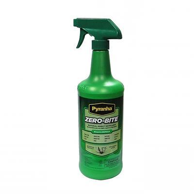 Pyranha Zero-Bite Insect Repellent for Pets 32oz.