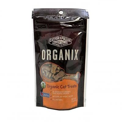 Organix Cat Treat Chicken 2oz