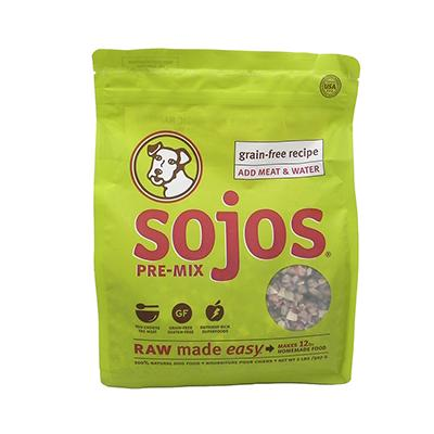 Sojos PreMix 2lb