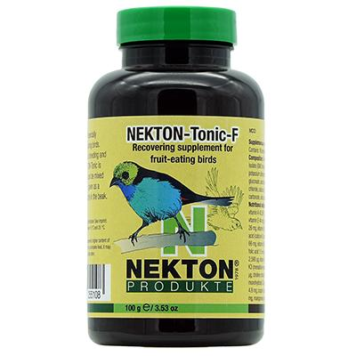 Nekton-Tonic-F for fruit-eating birds 100gm (3.5oz)