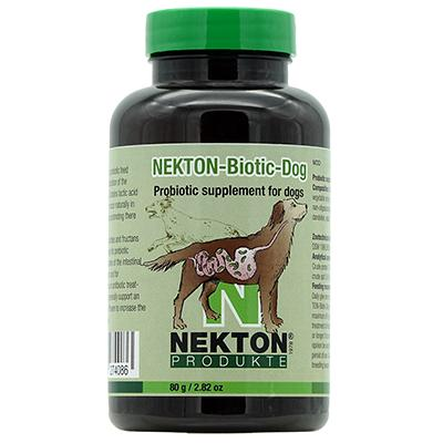 Nekton Biotic-Dog Probiotic Supplement for Dogs 40gm (1.4oz)