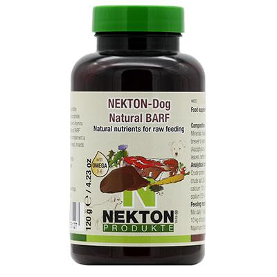 Nekton-Dog Natural BARF Raw Food Supplement 120gm (4.23oz)