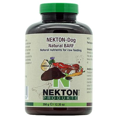 Nekton-Dog Natural BARF Raw Food Supplement 350gm (12.35oz) Click for larger image