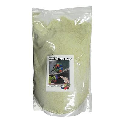 Blessing's Breeder Blend Lory Dry Lorikeet Food 10lb
