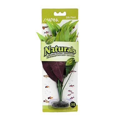 Plant Green Silk Pickerel Med