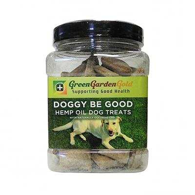 Doggy Be Good Cannabidiol Dog Treats 70 ct