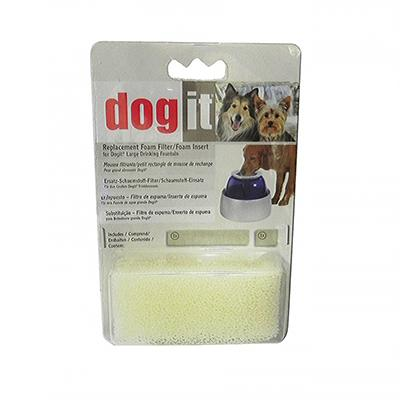 Dog-It Fresh and Clear Replacement Foam 4 Pack