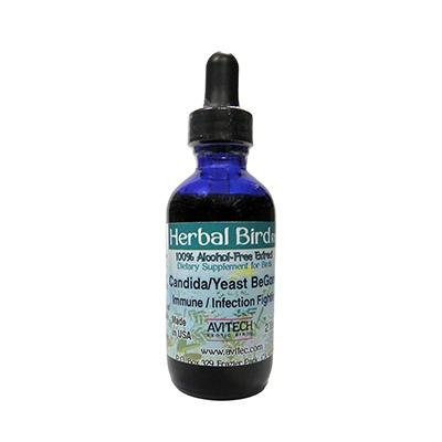 Avitech Bird Rx Candida Yeast BeGone 2oz