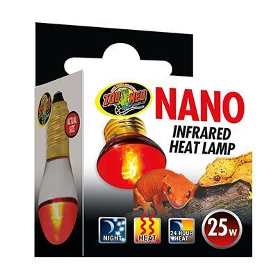 ZooMed Nano Infrared 25 watt Click for larger image