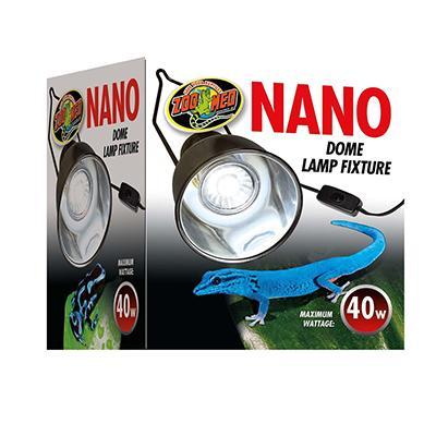 ZooMed Nano Dome Lamp Fixture
