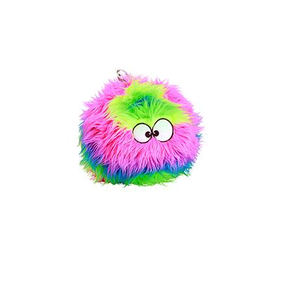 GoDog Rainbow Furballz Small Dog Toy