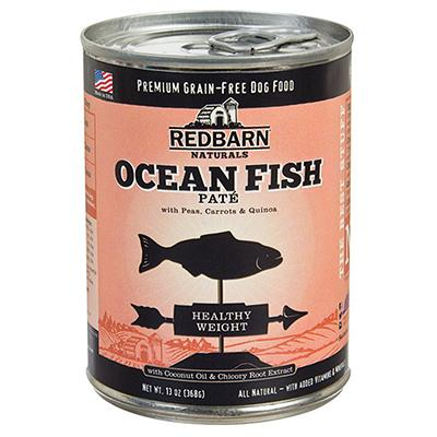 Redbarn Dog Ocean Fish 13oz each