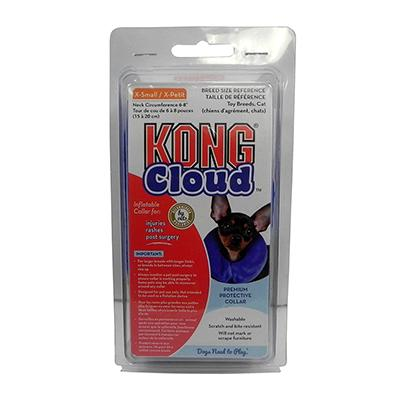KONG Cloud Soft Inflatable E-Collar XS