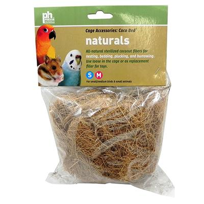 Coco Fiber Nesting Material For Birds Click for larger image