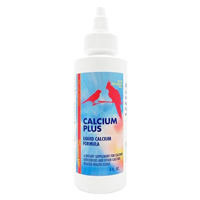 Morning Bird Calcium Plus Bird Supplement Liquid 4 oz Click for larger image