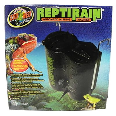 ZooMed ReptiRain Automatic Misting Machine