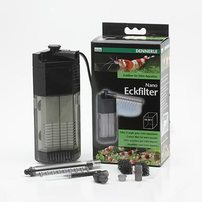 Dennerle Nano Internal Corner Aquarium Filter