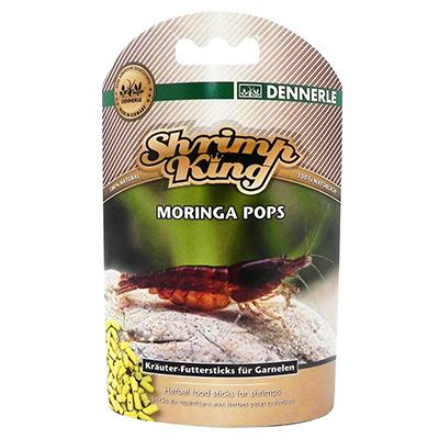 Shrimp King Moringa Pops Aquatic Shrimp Food 35g (1.2oz)