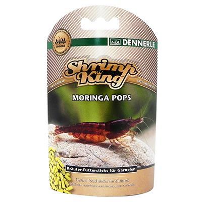 Shrimp King Moringa Pops Freshwater Shrimp Food