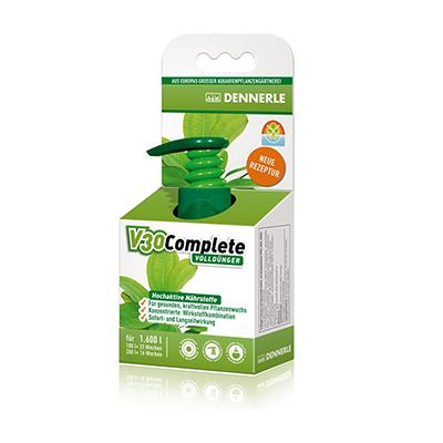 Dennerle V30 Complete Aquarium Plant Fertilizer 50ml