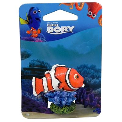 Disney Finding Nemo Small Nemo Aquarium Ornament Click for larger image