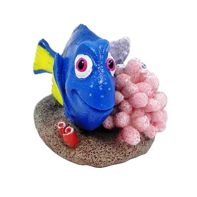 Disney Finding Dory Small Dory Aquarium Ornament