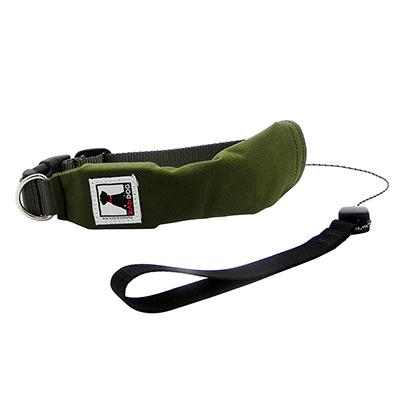 Release N Run Green Large Collar Retractable Lead