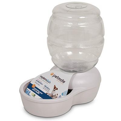 Replendish Automatic Gravity Feed Pet Waterer 1-Gallon
