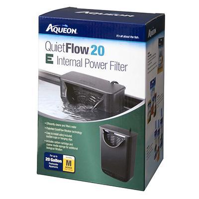 Aqueon Quiet Flow Internal Aquarium Filter MD Click for larger image