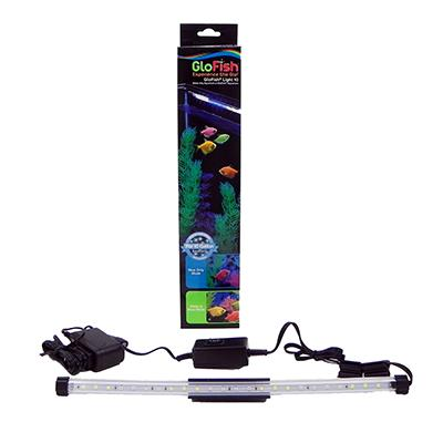 Tetra GloFish LED  10  Retrofit Aquarium Light 13-inch Click for larger image