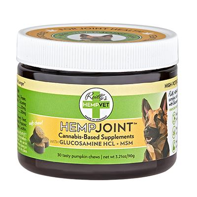 HempVet Joint Health Supplement for Dogs 30ct