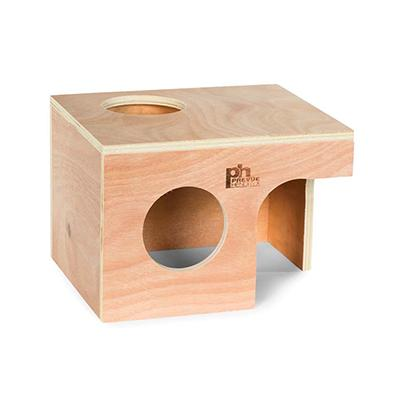 Penn Plax Small Animal Timber Hide-a-Way Large Click for larger image