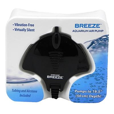 Cascade Breeze Aquarium Air Pump