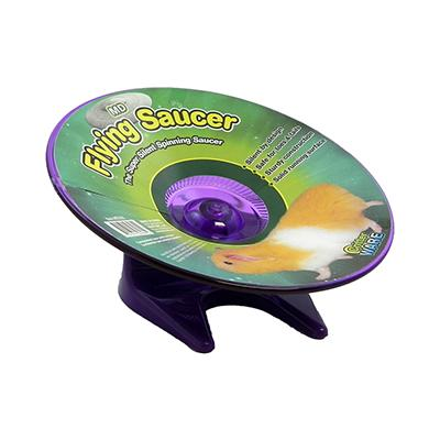 Ware Flying Saucer Med 6.5 inch Exercise Wheel Click for larger image