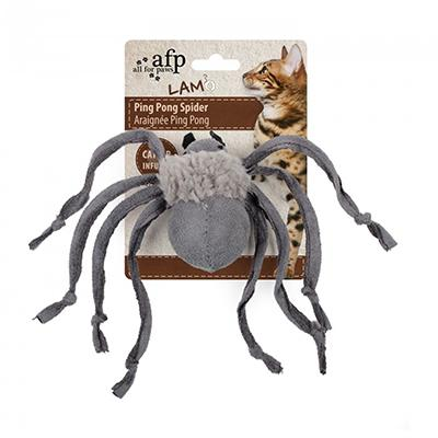 Hagen Cat Ping Pong Spider Click for larger image