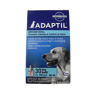 Adaptil Dog Appeasing Pheromone Refill for Plugin Diffuser
