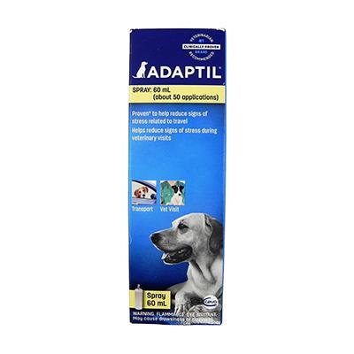 Adaptil Dog Appeasing Pheromone Spray 60ml