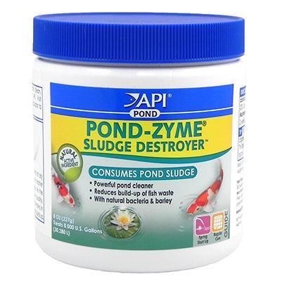 API Pond Zyme 8oz. Filter Media Click for larger image