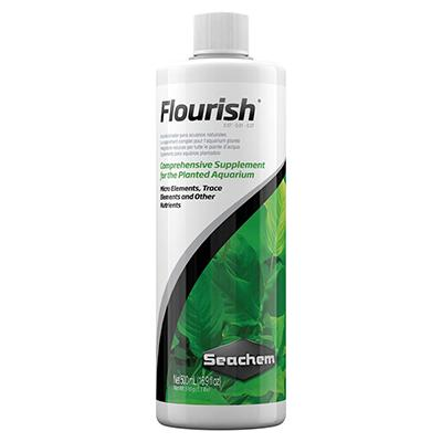 SeaChem Flourish Excel Liquid Carbon Plant Supplement 17oz
